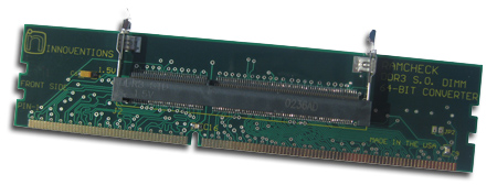 ddr3 SO Dimm adapter