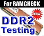 Ramcheck DDR2 Memory Tester